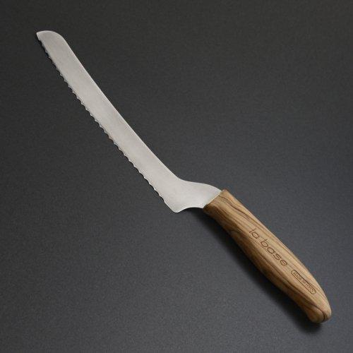 ラバーゼ パン切り包丁 185mm