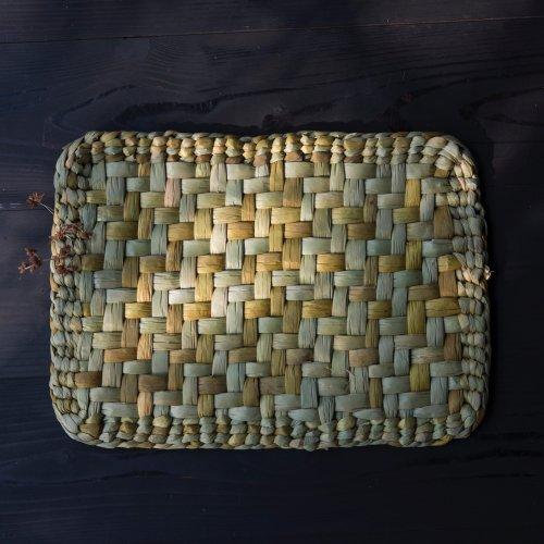 水草 トゥイルウィーヴ プレイスマット