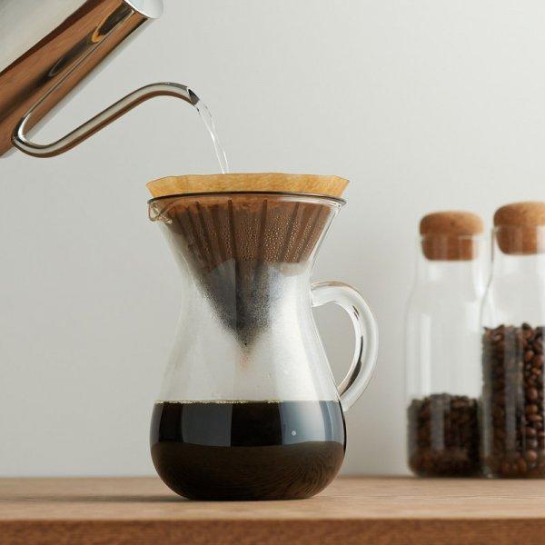 SLOW COFFEE STYLE コーヒーカラフェセット プラスチック 600ml