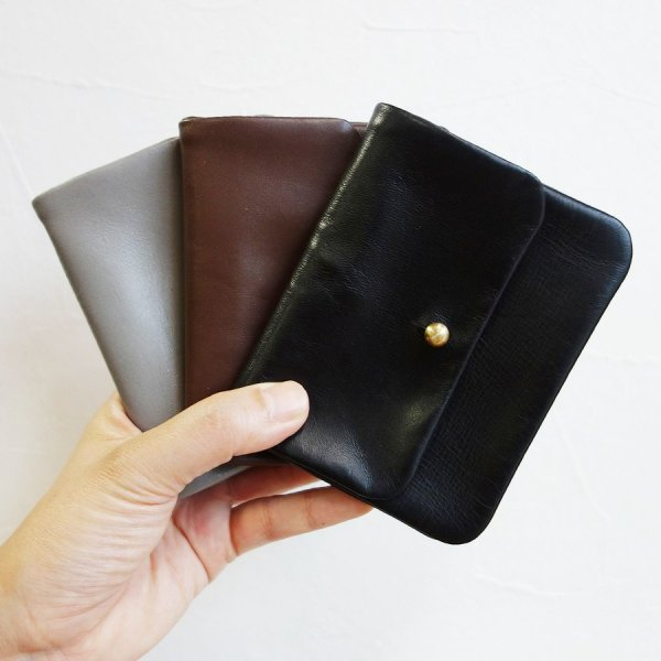 Half Single Flap Wallet