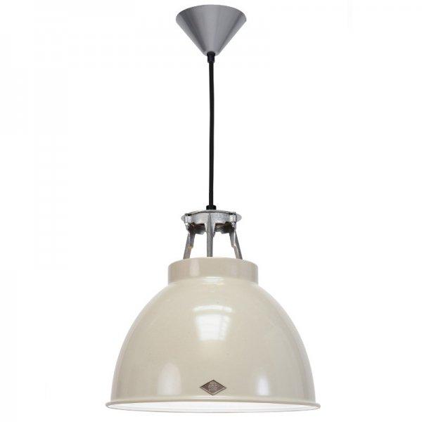 Titan Size 1 Pendant Light (Putty Grey)