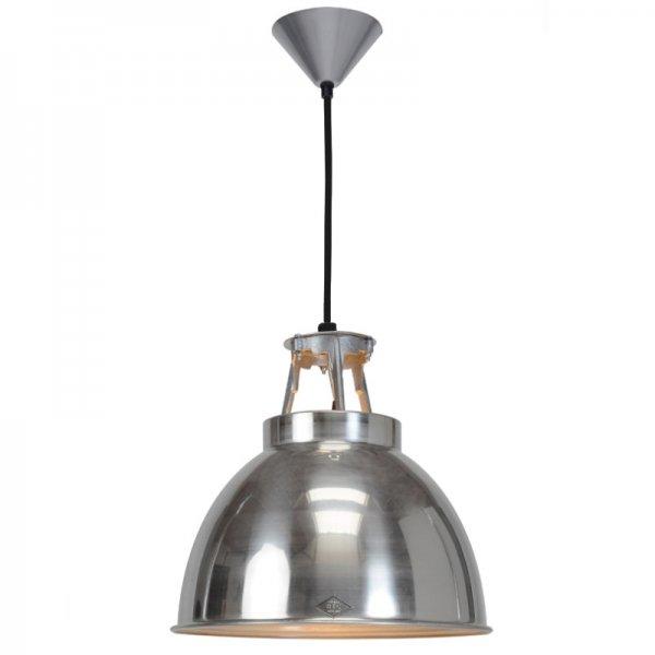 Titan Size 1 Pendant Light (Silver)