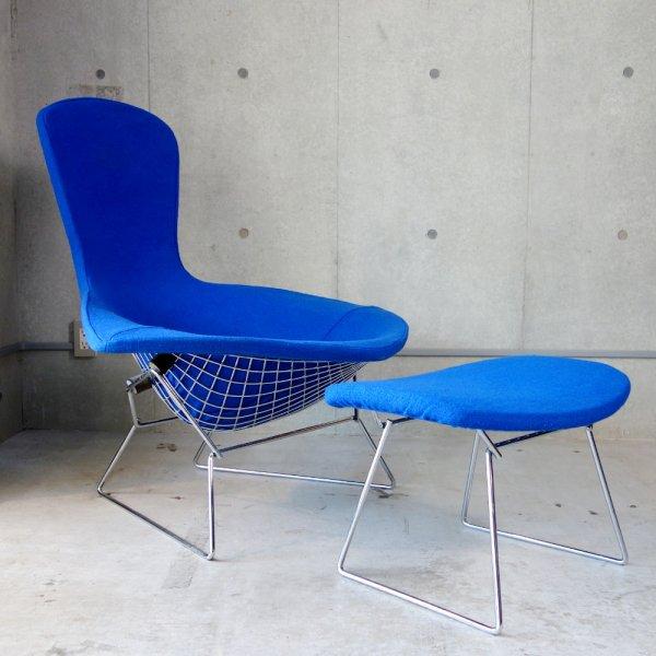 Bird Chair & Ottoman