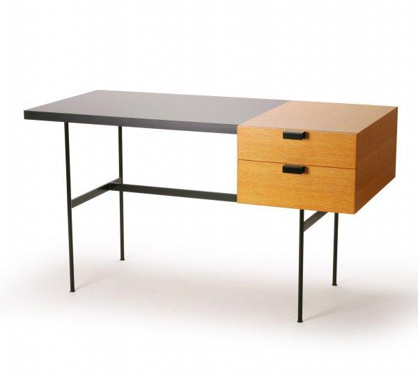 F031 Desk Oak