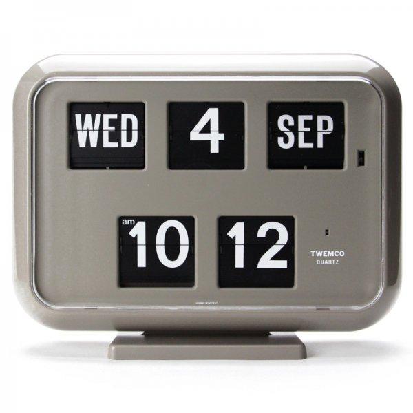 Twemco Digital Calendar Clock #QD-35