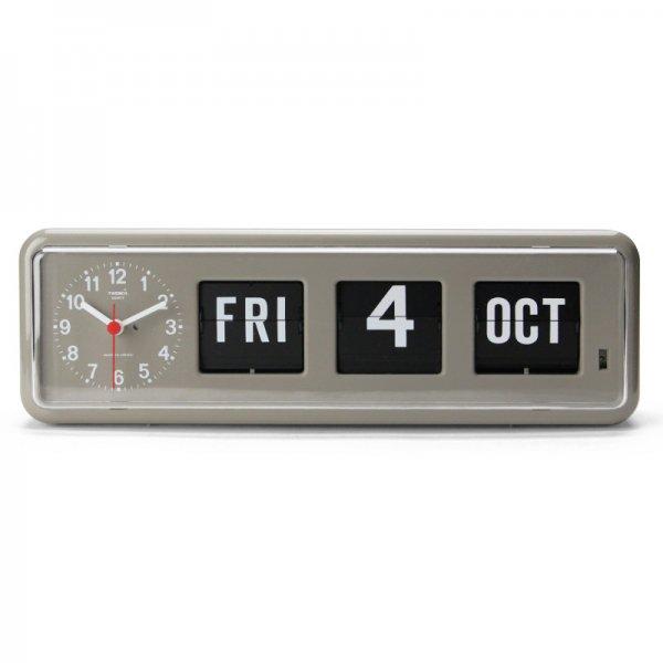 Twemco Calendar Clock #BQ-38