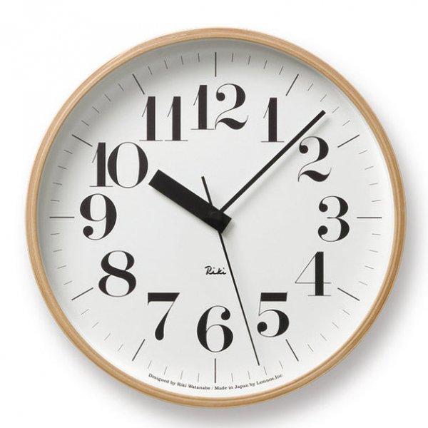 Riki Clock RC M 電波時計 (WR07-11)