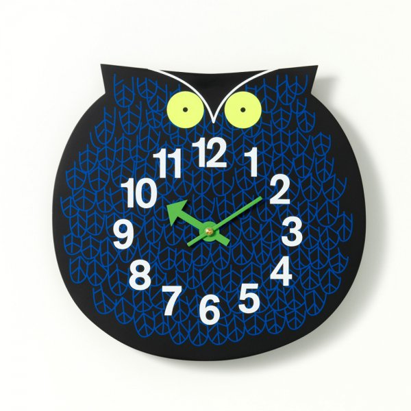 "Zoo Timer Clock ""Omar the Owl"