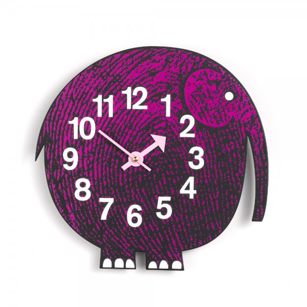 "Zoo Timer Clock ""Elihu the Elephant"""