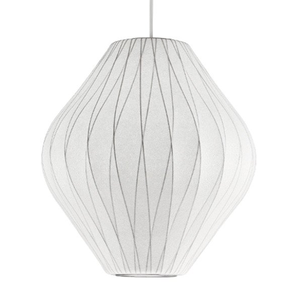 Bubble Lamp CRISSCROSS PEAR
