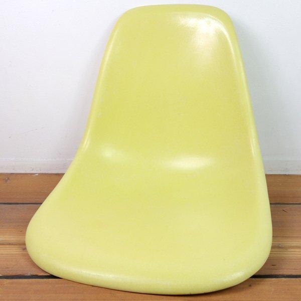 Side Shell / Lemon Yellow