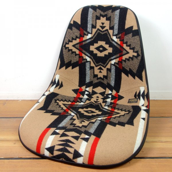 Side Shell with Pendleton Fabric