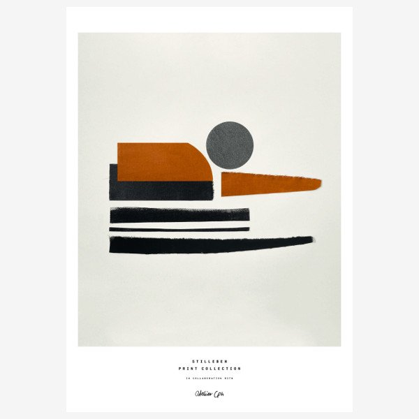 Stilleben Print Collection No.9 / A3