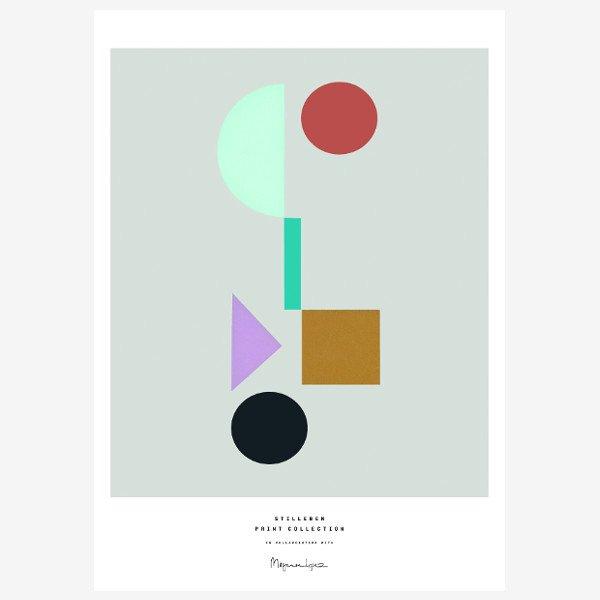 Stilleben Print Collection No.10 / A3