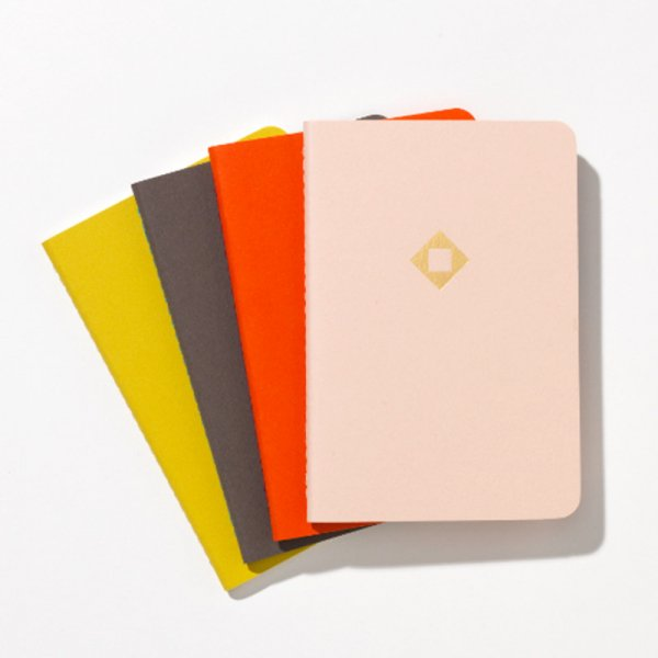 Notebooks - Softcover Pocket