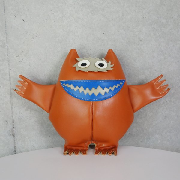 Nauga Monster Small (Vintage)
