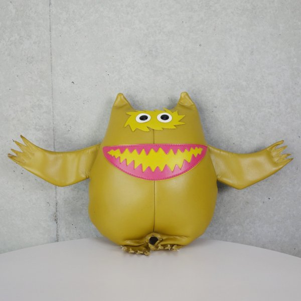 Nauga Monster Large (Vintage)