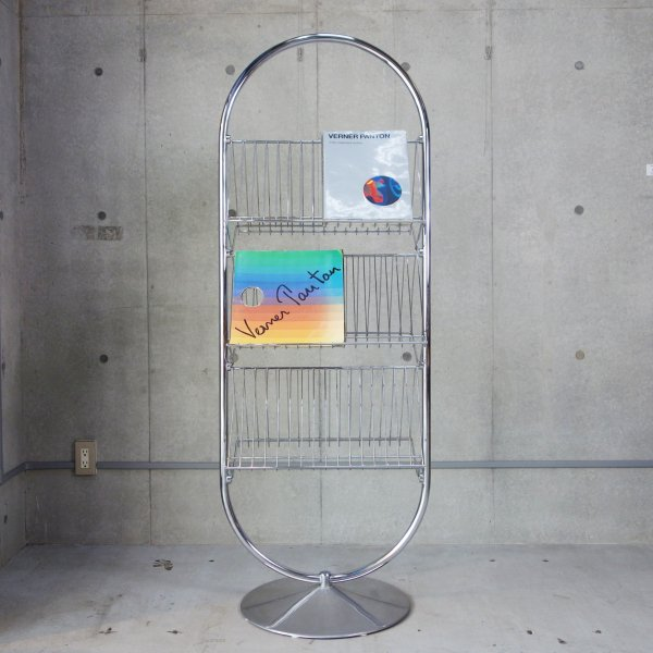 System 1-2-3 Double-Sided Display Stand