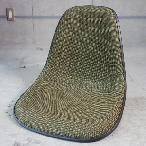Side Shell Upholstered / H
