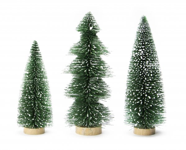 Snow Tree  (Set of 3)