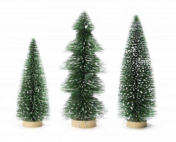 Snow Tree  (Set of 3)