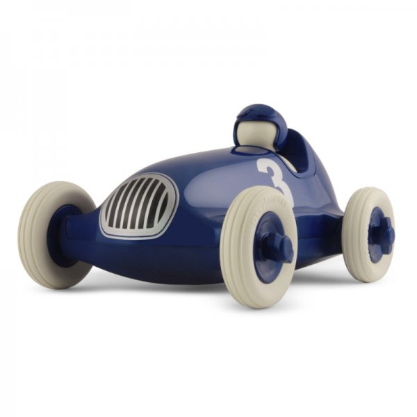 CLASSIC Bruno Racing Car Metallic Blue