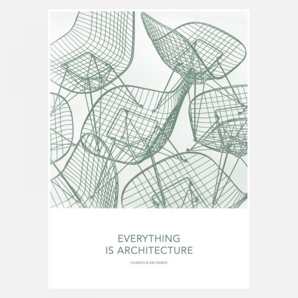 Eames Quotes Posters / Architecture