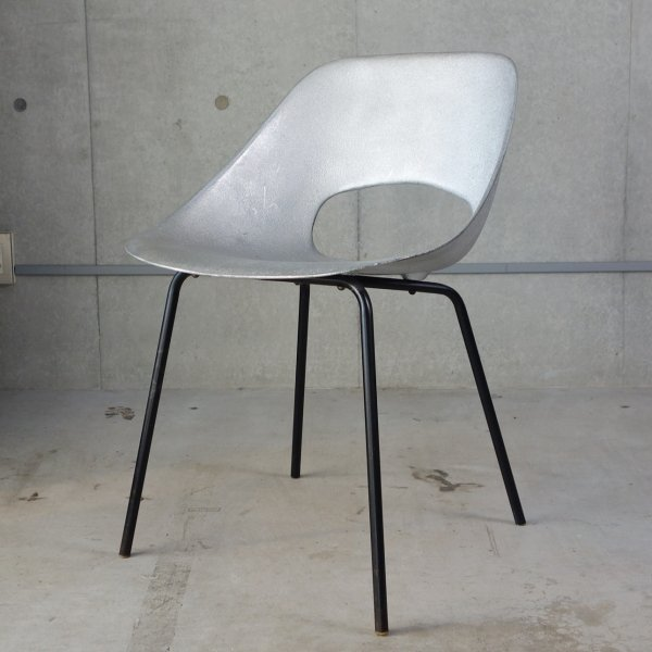 tulip chair frp mid century modern