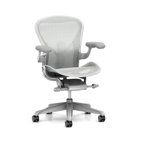 Aeron Chair Remastered  Mineral Frame / Dark Mineral Base<img class='new_mark_img2' src='https://img.shop-pro.jp/img/new/icons61.gif' style='border:none;display:inline;margin:0px;padding:0px;width:auto;' />