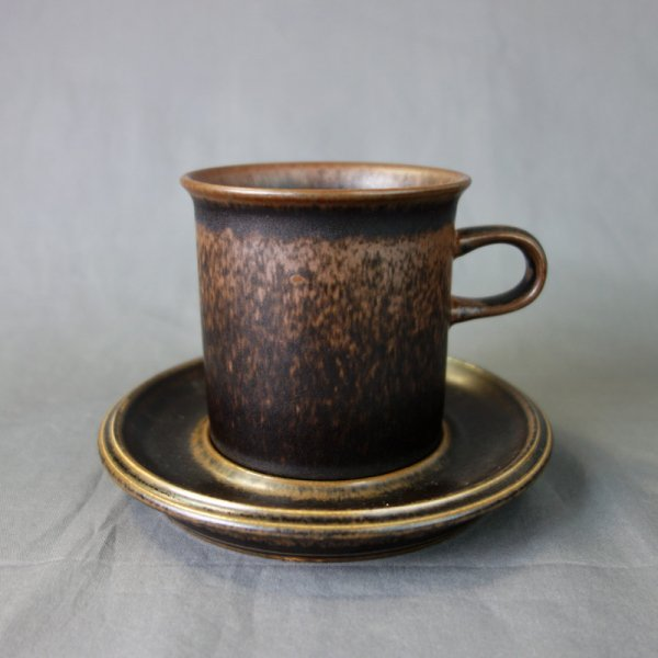 Ruska Coffee Cup&Saucer