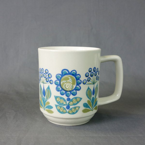 Tor Viking Mug / Flower
