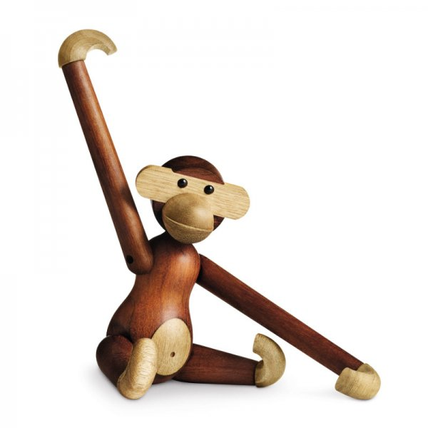 Monkey (S)  Teak / Limber