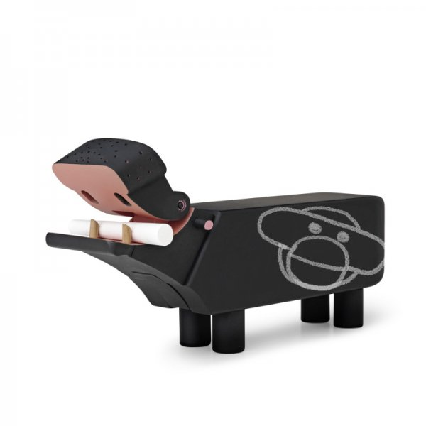 Hippo (Black)