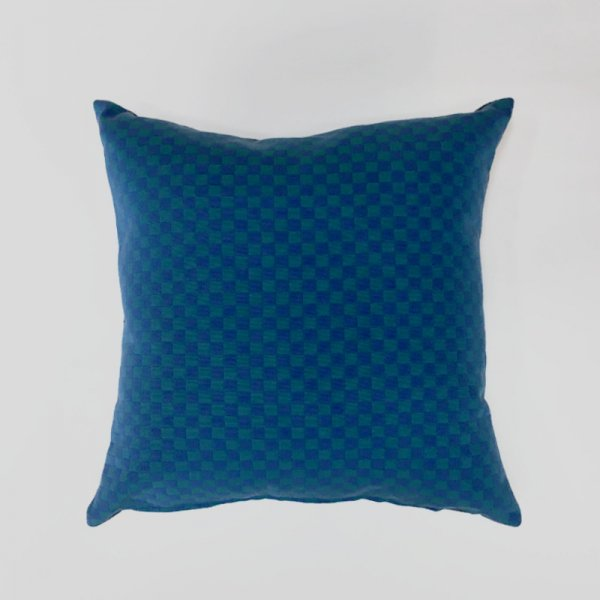 """Checker"" Original Cushion"