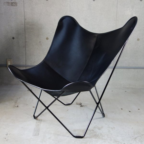 BKF Butterfly Chair (Mariposa Black)<img class='new_mark_img2' src='//img.shop-pro.jp/img/new/icons29.gif' style='border:none;display:inline;margin:0px;padding:0px;width:auto;' />