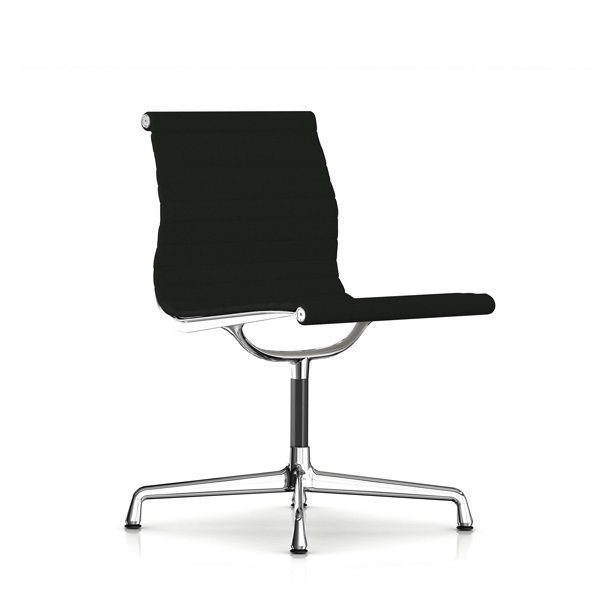 Eames Aluminum Group Side Chair /  Hopsak