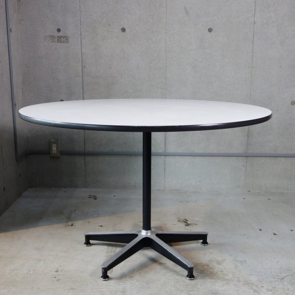 Eames Contract Base Dining Table (1st model)