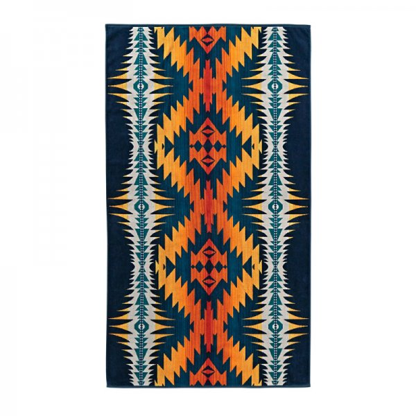PENDLETON Jacquard Towel / Night Dance