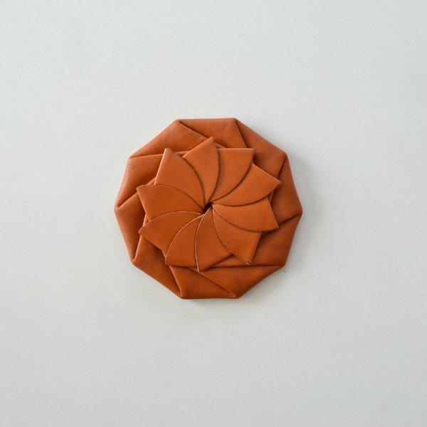 Coin Case/ Brown