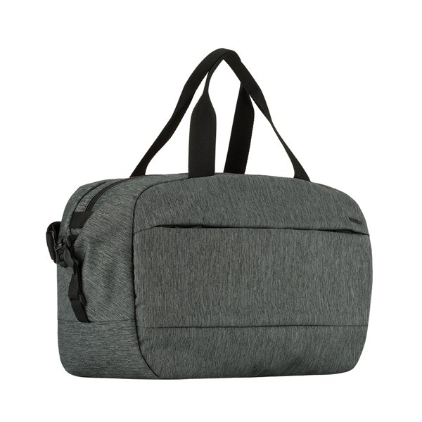 Incase City Duffel / HEATHER BLACK