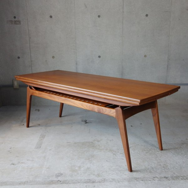 Danish Metamorphic Coffee or Dining Table