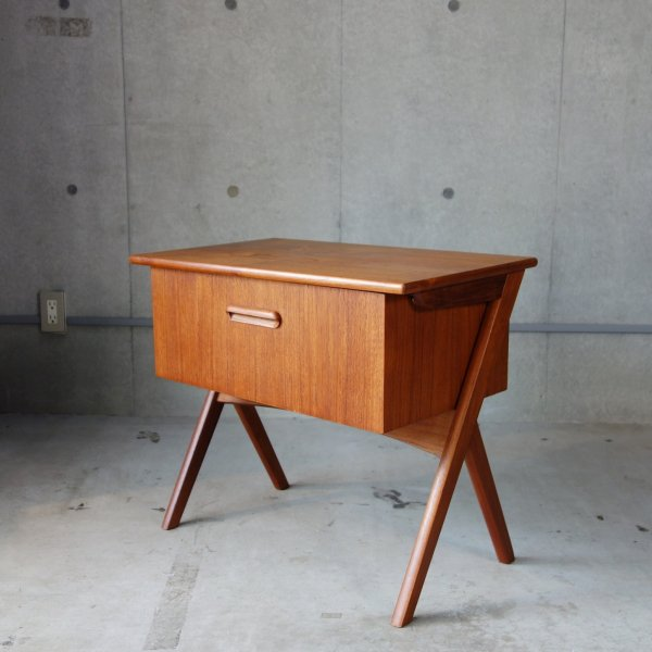 Danish Sewing Table