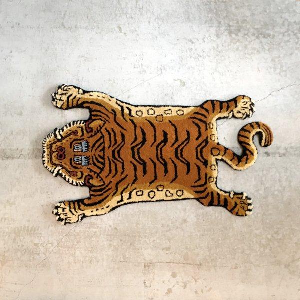 Tibetan Tiger Rug DTTR-01 / Small