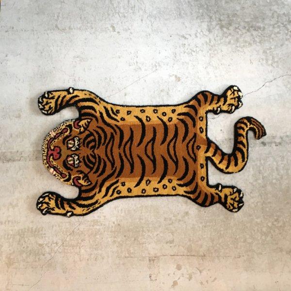 Tibetan Tiger Rug DTTR-02 / Small