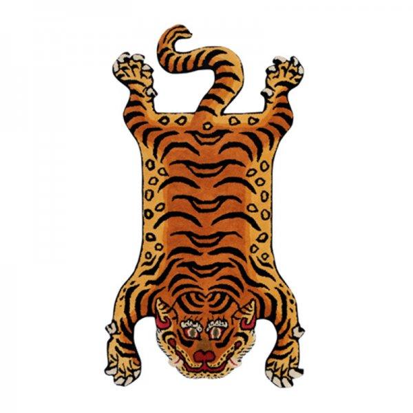Tibetan Tiger Rug DTTR-02 / Large