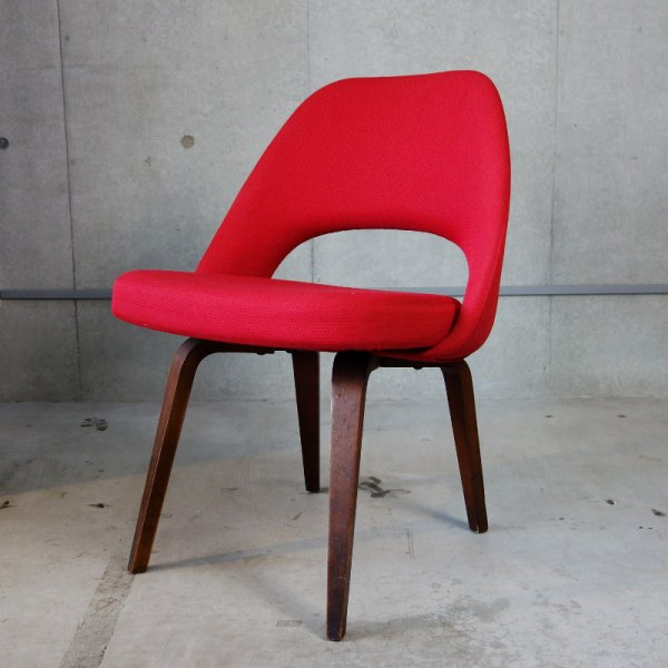 Model 72 Side Chair / Wood Leg
