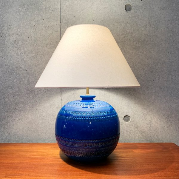 Rimini Blu Base Lamp / Low