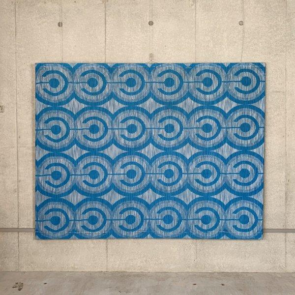 Vintage Fabric Panel
