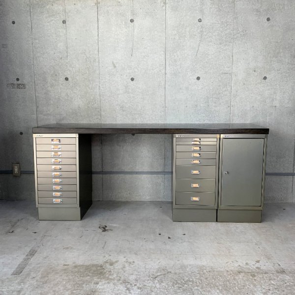 BISLEY Desk Unit (Used)