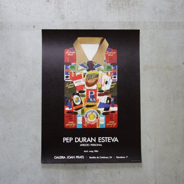 Pep Duran Esteva / 1984 Galeria Joan Prats